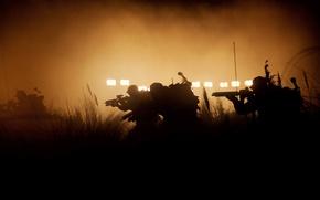 Picture cinema, gun, soldier, weapon, alien, night, movie, film, rifle, Prometheus, Alien: Covenant, Alien: Paradise Lost