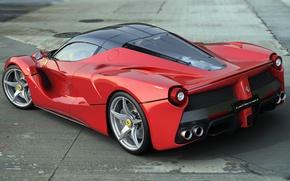 Picture Italy, Ferrari, LaFerrari, dangeruss, F70/F150, hybrid hypercar