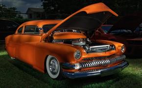 Picture 1951, Mercury, Custom Coupe