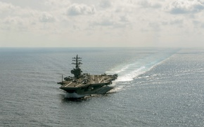 Picture Navy, aircraft carrier, USS Ronald Reagan
