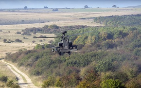 Picture weapons, Apache AH1D, Attack Helicopter