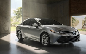 Picture car, Toyota, Toyota Camry