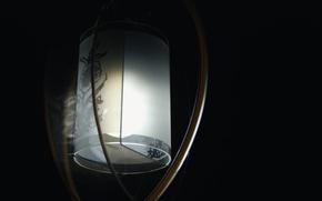 Picture light, lamp, lantern, light
