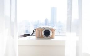 Picture light, design, window, the camera, olympus