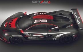 Picture design, car, Poison, because concept