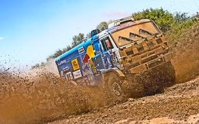 Picture Rally, Dakar, Dakar, Sport, Kamaz, Master, Dirt, KAMAZ, Auto, Rally, Truck, Master, Squirt