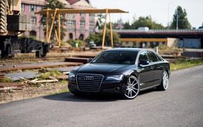 Picture Audi, Light, Factory, LED