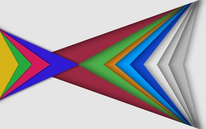 Picture background, colored, geometry, figure