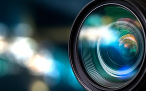 Wallpaper lens, cyberspace, technology, bokeh, mirror, blur, wallpaper., camera, lens, closeup, digital, hi-tech, DSLR, the camera