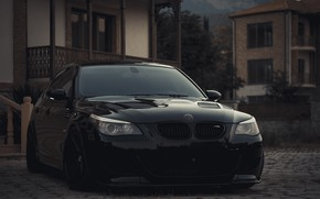 Picture BMW, V10, E60, Atmo