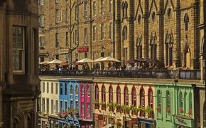 Picture Scotland, Edinburgh, home