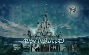 Picture Mountain, Walt Disney, Rap Artist, domiNo, DomiNoWood