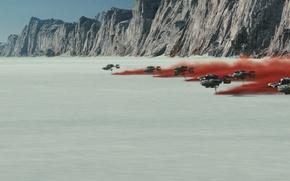 Wallpaper cinema, Star Wars, smoke, race, speed, movie, Walt Disney, film, fast, Star Wars: The Last ...