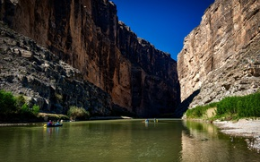 Picture summer, nature, canyon
