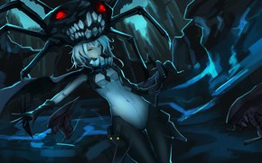 Picture girl, monster, anime, Naval collection