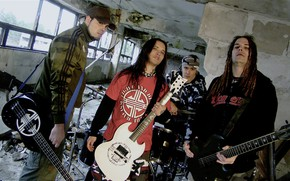 Picture Nu-Metal, Groove metal, Görgey Taryn, Ektomorf, Tamas Schrottner, Zoltan Farkas, Szabolcs Murvai