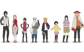 Wallpaper anime, shinobi, Naruto, ninja, manga, Boruto Naruto the Next Generations, oriental, asiatic, japanese, asian