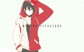 """Picture anime, guy, Kagerou Project, The project """"hot Fog"""", Project a Sultry mist"""