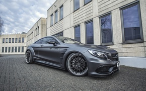 Picture Mercedes-Benz, Coupe, Prior-Design, S-Class, C217, PD990SC
