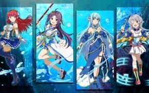 Picture light, weapon, anime, pretty, asian, warrior, manga, japanese, Sword Art Online, oriental, asiatic, sugoi, SAO, …