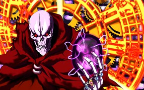 Picture Overlord, anime, asian, manga, japanese, oriental, asiatic, powerful, strong, sugoi