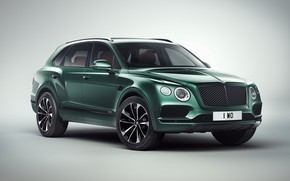 Picture Bentley, 2018, Mulliner, Bentayga