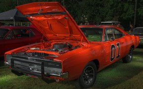 Picture 1969, Dodge, Charger
