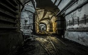 Picture the city, metro, subway