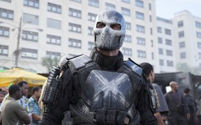 Picture cinema, armor, people, Marvel, movie, film, mask, Crossbones, Captain America: Civil War, Captain America 3: …