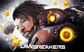 Picture suit, Nexon, Unreal Engine, Lawbreakers, Boss Key Productions