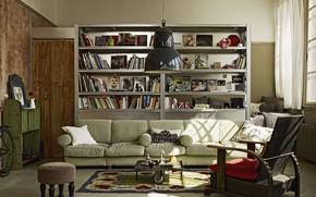 Wallpaper Miniloft in Budapest, room, interior, living room