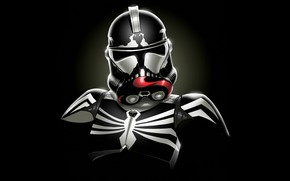 Picture Language, Star Wars, Costume, Helmet, Star wars, Marvel, Comics, Venom, Venom, Marvel, Pearls, Attack, Comics, …