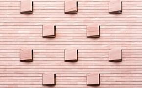 Picture wall, Windows, architecture