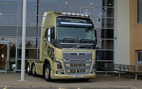 Picture Volvo, FH16, Edition, Ailsa 3