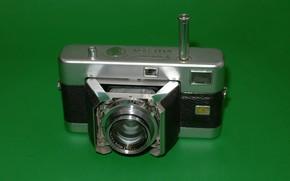 Picture background, the camera, Ultron, Voigtlander Vitessa, 50mm F2