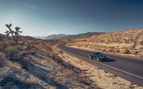 Picture Road, Mountains, 911, Porsche, Desert, Speed, Karera, Porsche, Carrera, 964, RWB, 1988, Rough, World, Term, …