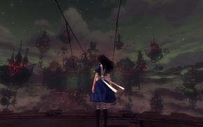 Picture Alice Madness Returns, Wonderland, alice liddell