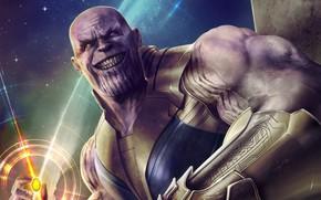 Picture Smile, Smile, Marvel, Villain, Comics, Marvel, Comics, Thanos, Thanos, Supervillain, Villain, Supervillain, The Infinity Stone, …