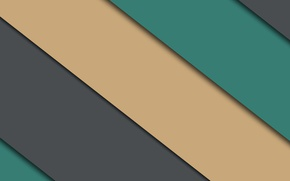 Picture line, green, grey, design, color, material
