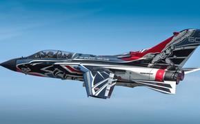 Wallpaper flight, Tornado, the sky, combat aircraft