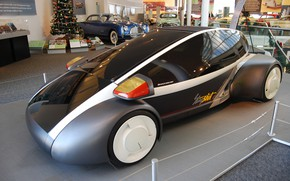 Picture car, Plymouth, concept car, Slingshot
