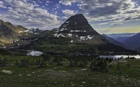 Picture USA, Nature, mountain, Montana