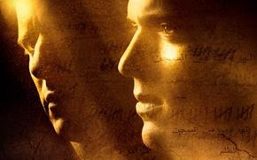 Picture Prison Break, sand, tattoo, brothers, Dominic Purcell, Michael Scofield, Lincoln Burrows, TV Series, season 5, …