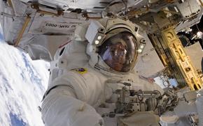 Picture USA, ISS, astronaut, NASA, Robert Shane Kimbro