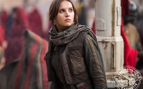 Picture Star Wars, Movie, Rogue One: A Star Wars Story, Rogue-one. Star wars: the History, Jyn …