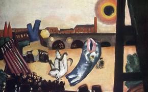 Picture Vanguard, Expressionism, Max Beckmann