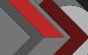Wallpaper white, red, abstraction, grey, geometry, design, Burgundy, material