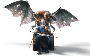 Wallpaper The Witcher 3: Wild Hunt, Blood and Wine, Blood and Wine, The Witcher, The Witcher ...