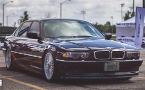 Picture BMW, 7 Series, E38, Alphina