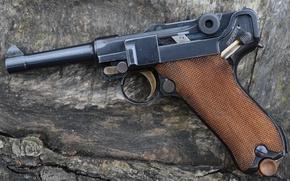Picture Gun, 1920, Luger